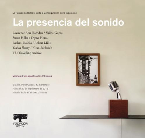 Presence of Sound